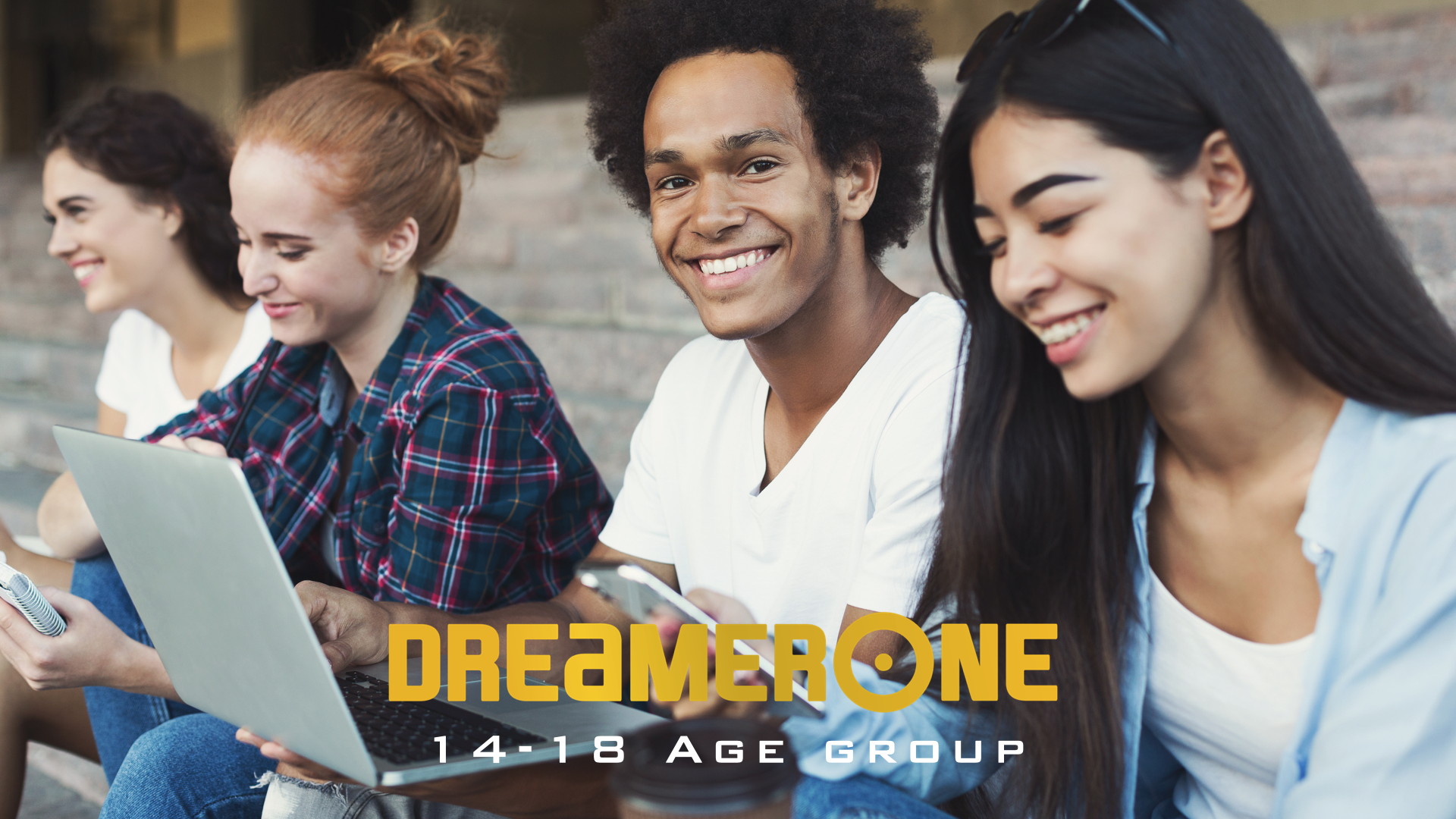 Banner DreamerOne Online Training 14-18 Age group
