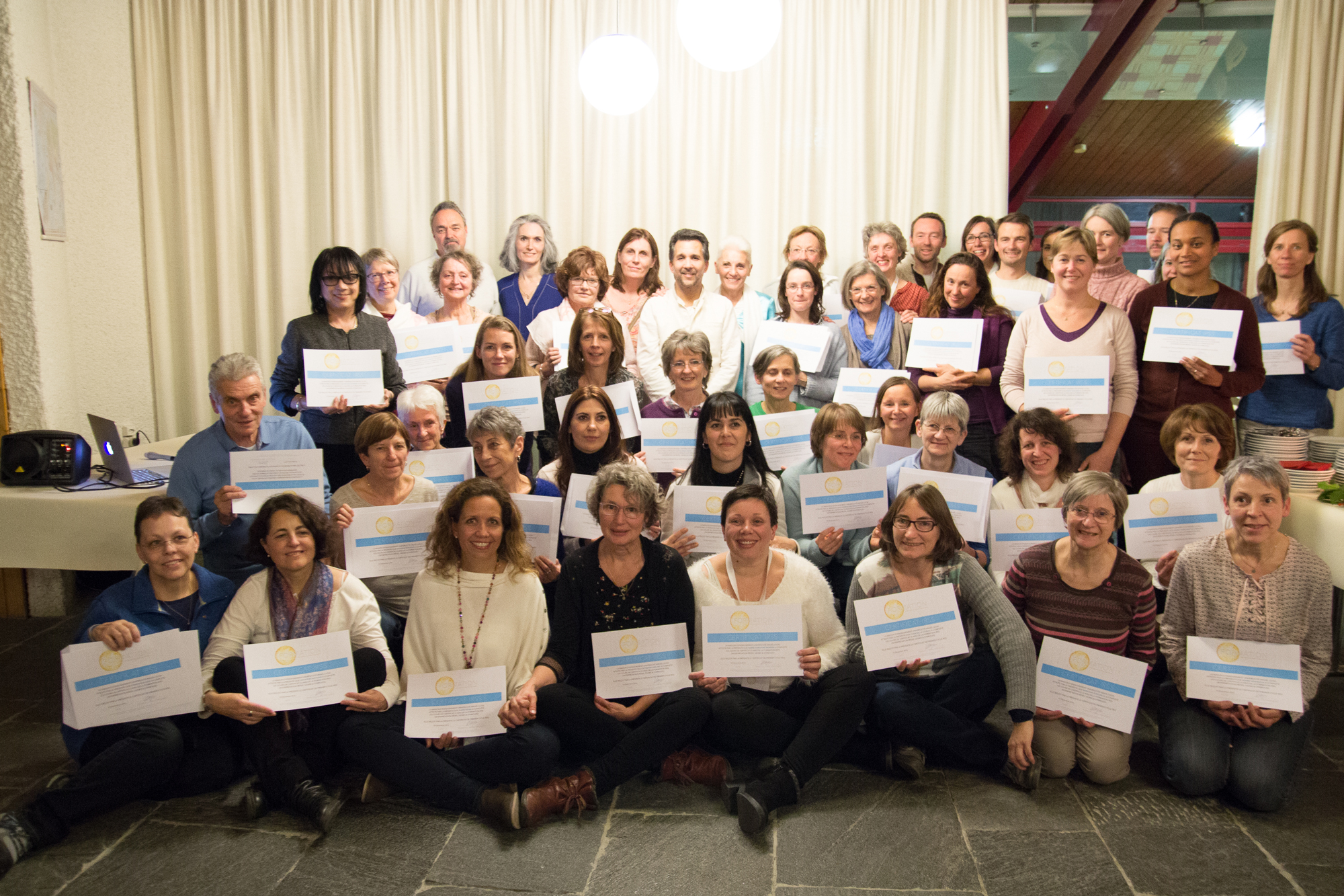 Formation IRSS Diplômes Europe