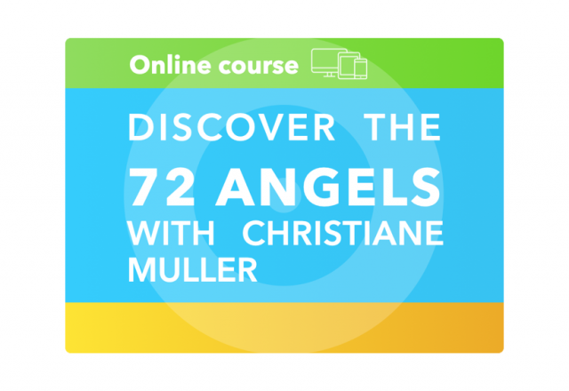 Mosaic Discover the 72 Angels with Christiane Muller