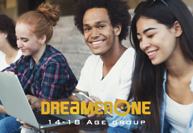 Mosaic DreamerOne Online Training 14-18 Age group