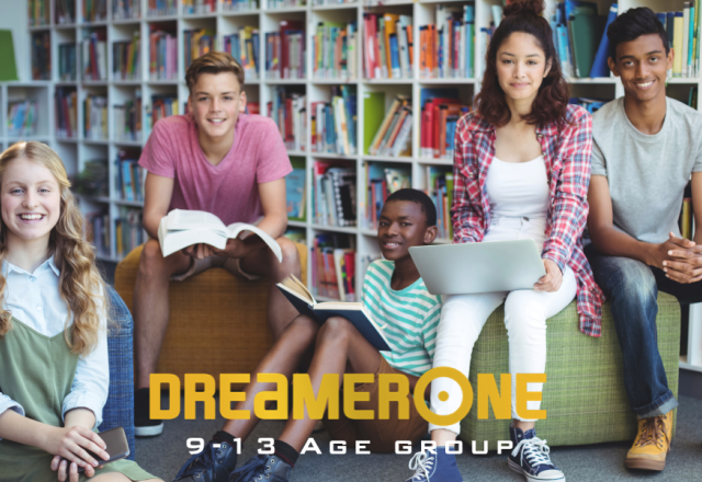 Mosaic DreamerOne Online Training 9-13 age group