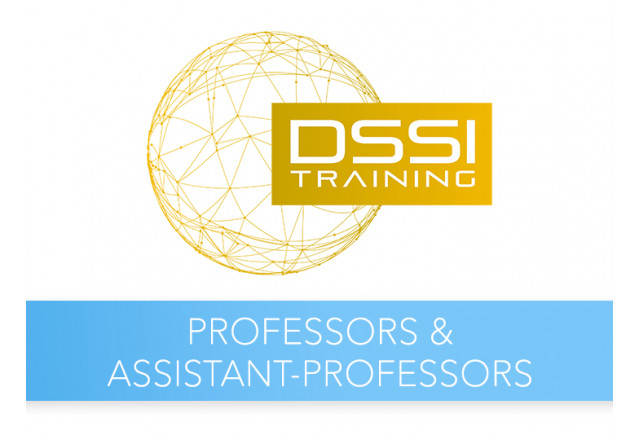 DSSI Training Course Professors & Assistant-Professors