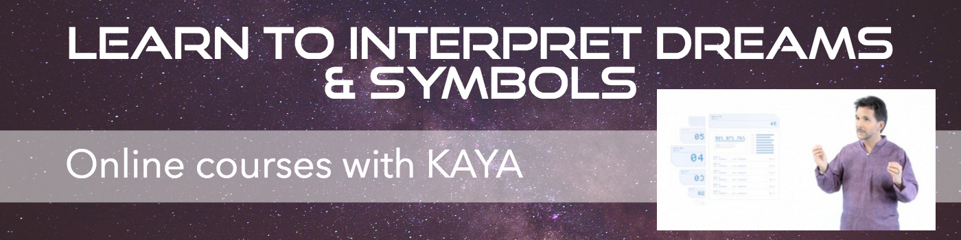 Online courses on how to interpret dreams and symbols with Kaya